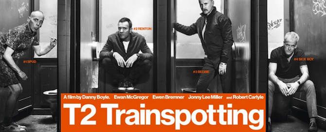 Trainspotting 2 Poster